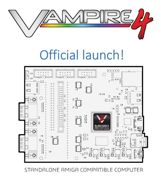 La Vampire V4 Standalone annoncée